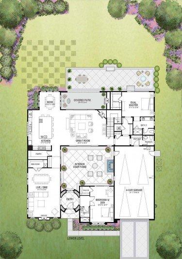 plan 39 floor plan