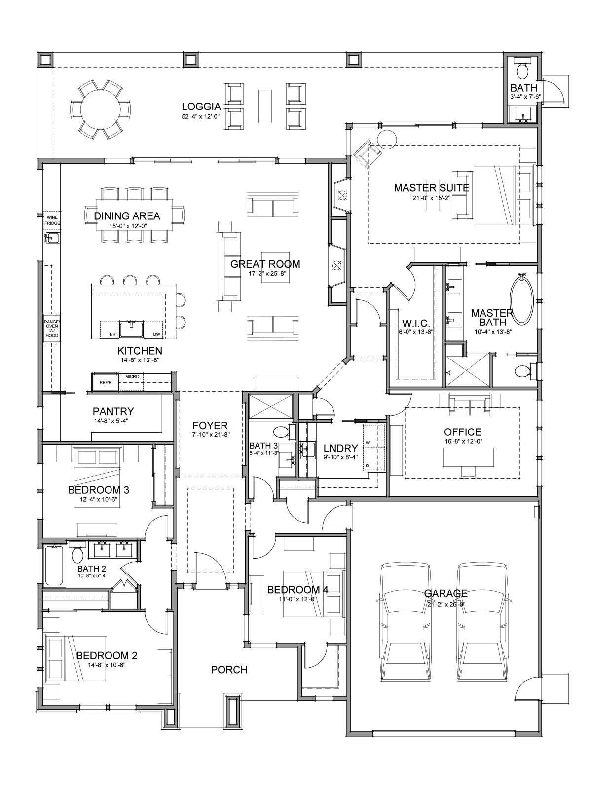 Floor Plan Plan 58