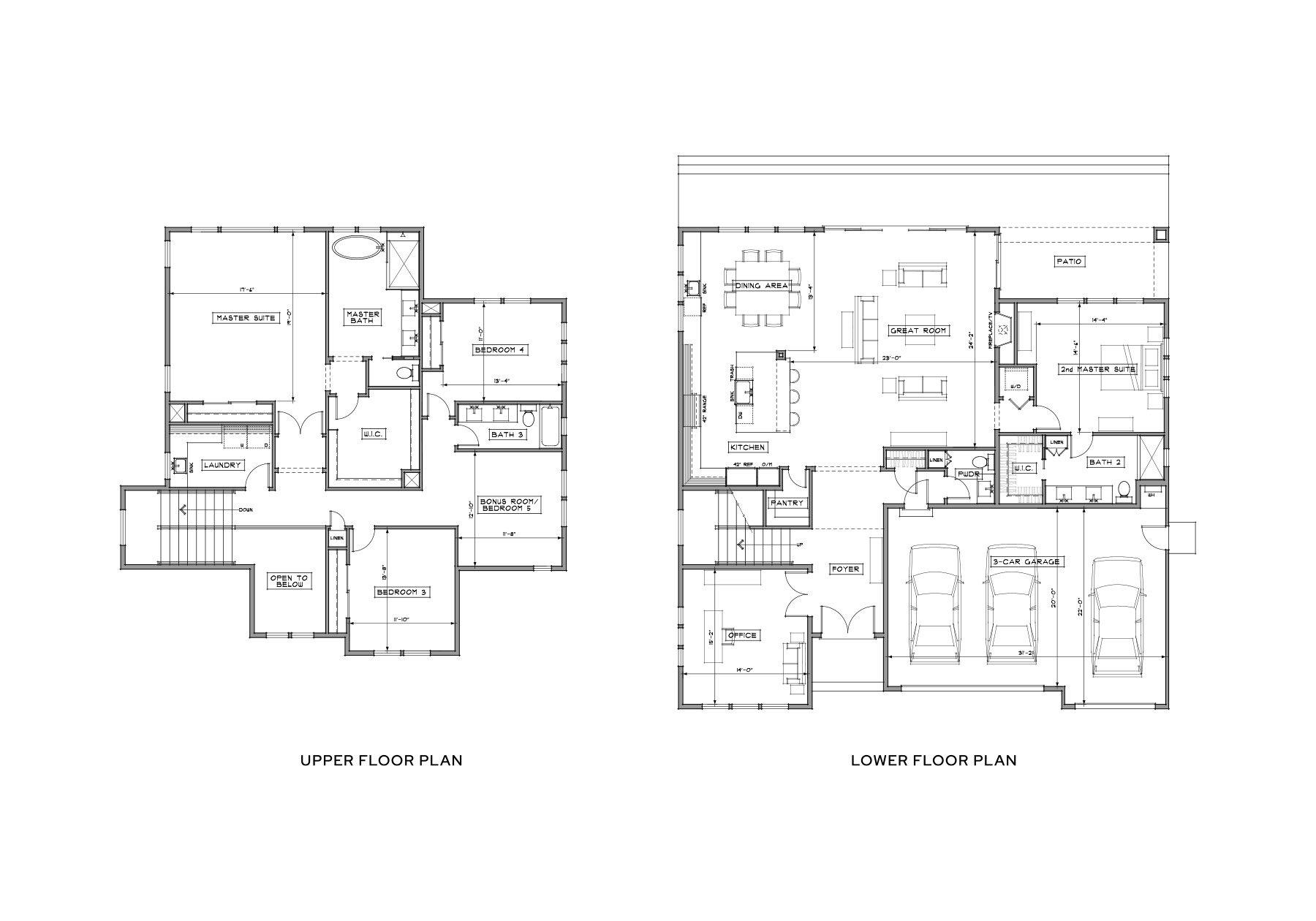 Floor Plan Plan 56