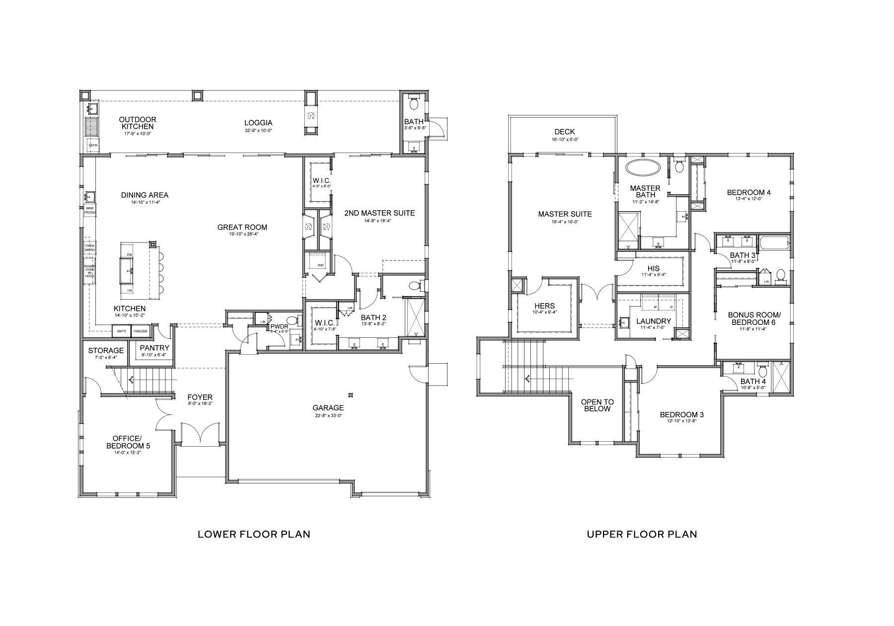 Floor Plan Plan 57